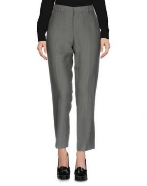 Повседневные брюки BLK DNM. Цвет: зеленый-милитари