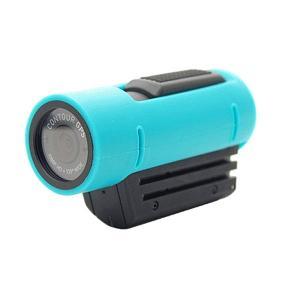 Чехол для экшн камеры  Xs12-c Blue Contour. Цвет: голубой