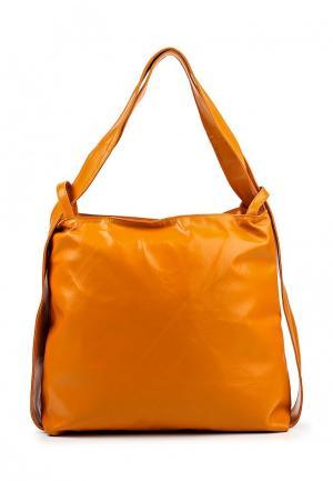 Сумка Moronero. Цвет: оранжевый