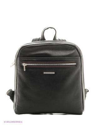 Рюкзак Sergio Belotti. Цвет: черный