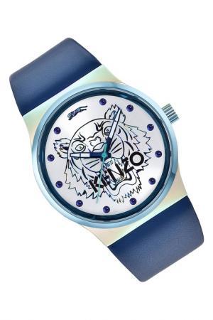 Watch Kenzo. Цвет: blue