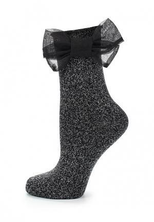 Носки Twin-Set Simona Barbieri. Цвет: черный