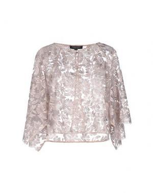 Пиджак CHIARA D'ESTE. Цвет: светло-розовый