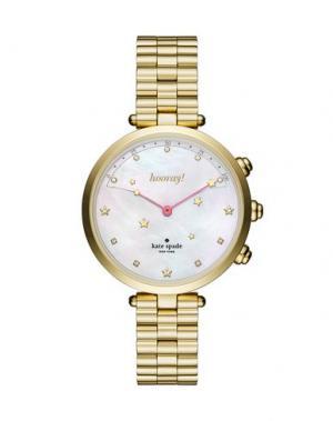 Умные часы KATE SPADE New York. Цвет: золотистый