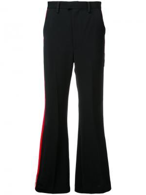 Patent pu lined trousers G.V.G.V.. Цвет: чёрный