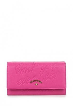 Кошелек Vivienne Westwood Anglomania. Цвет: розовый