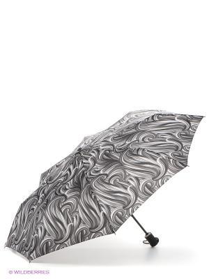 Зонт Airton. Цвет: серый, белый