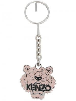 Брелок Tiger Kenzo. Цвет: розовый и фиолетовый
