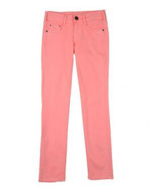 Повседневные брюки CIMARRON. Цвет: коралловый