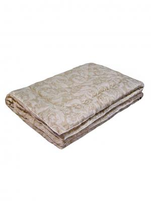 Одеяло Файбер облегченное 200х220 ECOTEX. Цвет: бежевый