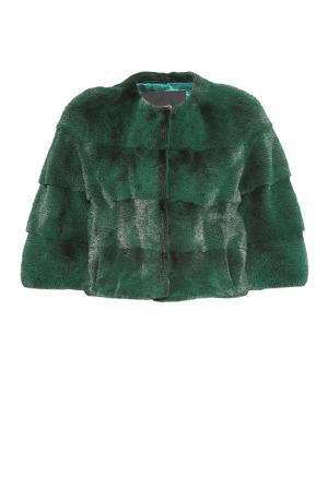 Норковая шубка 181569 Pt Quality Furs