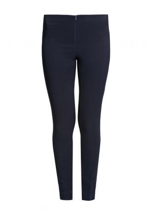 Идеально сидящие брюки-скинни PF-190858 Mokko Italy. Цвет: синий