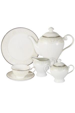 Чайный сервиз Белгравия EMERALD. Цвет: мультицвет