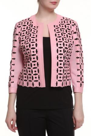 Куртка Maria Grazia Severi. Цвет: розовый