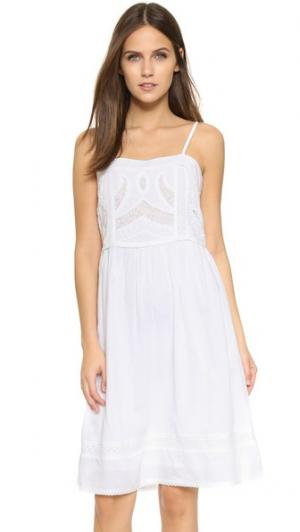 Платье Charmant dRA. Цвет: белый
