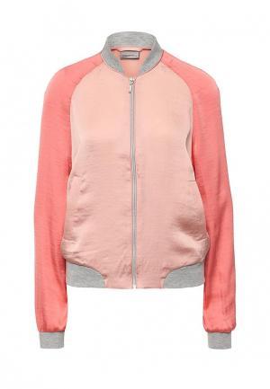 Куртка Vero Moda. Цвет: коралловый