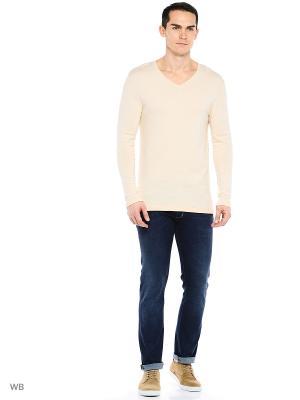 Пуловер Reserved. Цвет: светло-коричневый