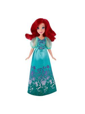 Классическая модная кукла Принцесса Hasbro. Цвет: голубой, красный