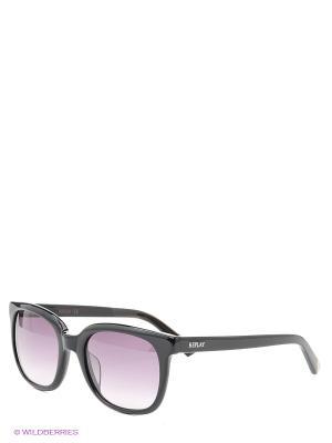 Солнцезащитные очки RY 515S 01 Replay. Цвет: черный
