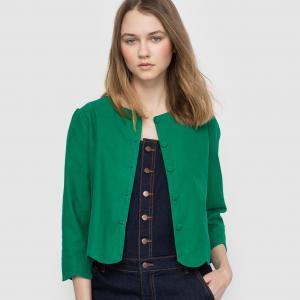 Жакет MADEMOISELLE R. Цвет: зеленый,синий