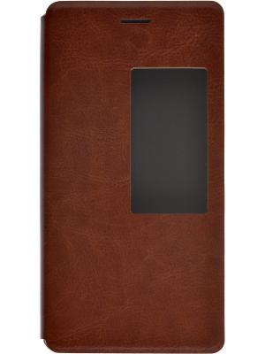 Huawei P8 skinBOX Lux AW. Цвет: коричневый