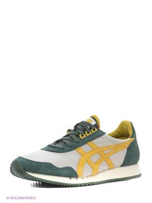 Спортивная обувь DUALIO ONITSUKA TIGER. Цвет: белый, желтый