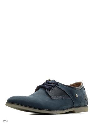 Туфли PLATINUM. Цвет: серо-голубой