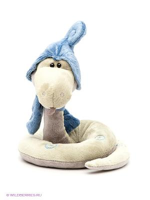 Игрушка Змей Луи ORANGE. Цвет: оливковый, светло-голубой