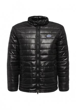 Куртка утепленная Frank NY. Цвет: черный