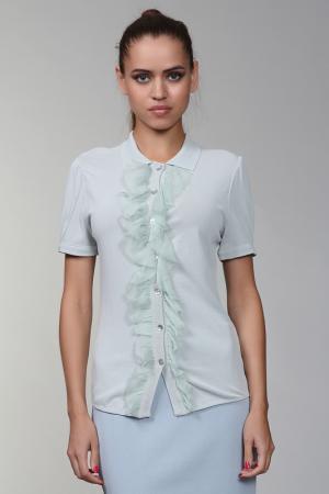 Блуза Lil pour lAutre l'Autre. Цвет: зеленый