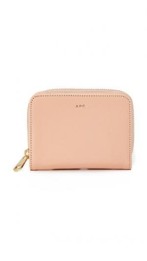 Компактный кошелек A.P.C.