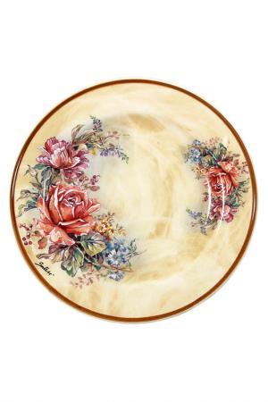 Набор из 2-х тарелок LCS. Цвет: мультиколор