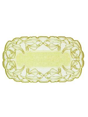 Салфетка Haft. Цвет: оливковый
