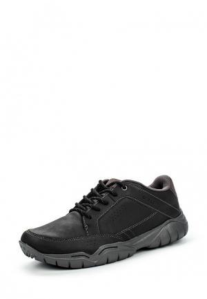 Ботинки Crocs. Цвет: черный