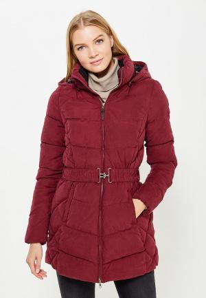 Куртка утепленная O`Neill. Цвет: бордовый