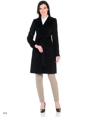 Пальто Lea Vinci. Цвет: черный