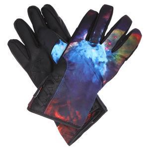 Перчатки сноубордические женские  Maya Glove Kimura Celtek. Цвет: белый,мультиколор,черный