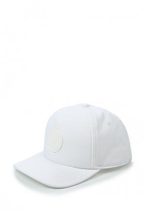 Бейсболка Converse. Цвет: белый