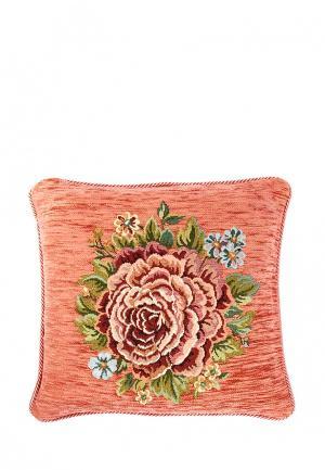 Подушка декоративная La Pastel. Цвет: оранжевый