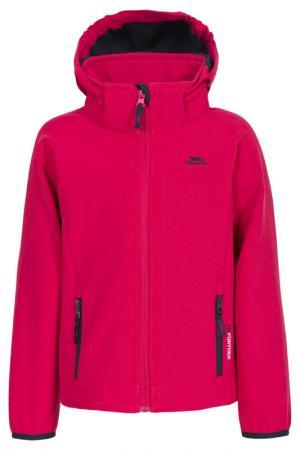 Куртка Trespass. Цвет: red