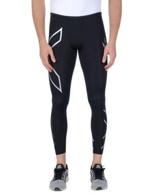 Пляжные брюки и шорты 2XU. Цвет: черный