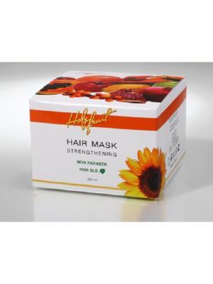 Holy Fruit Маска укрепляющая Подсолнечник (для нормальных волос) Strengthening Hair Mask,. Цвет: желтый