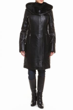 Куртка UNDO EXCLUSIVE. Цвет: черный