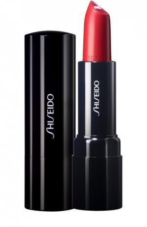 Губная помада Perfect Rouge, оттенок RD553 Shiseido. Цвет: бесцветный