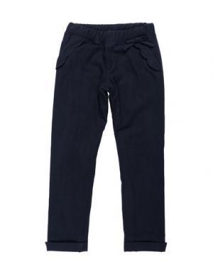 Повседневные брюки ALETTA. Цвет: темно-синий