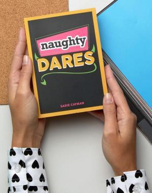 Books Книга Naughty Dares. Цвет: мульти
