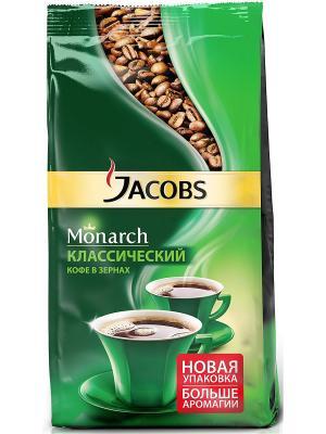 Кофе в зернах Jacobs Monarch 800гр. Цвет: черный