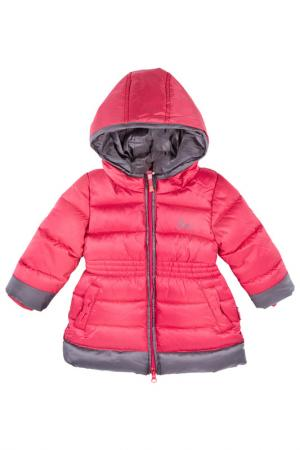 Пальто Coccodrillo. Цвет: розовый