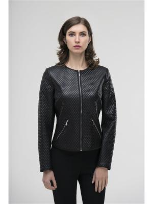Куртка Modern. Цвет: черный