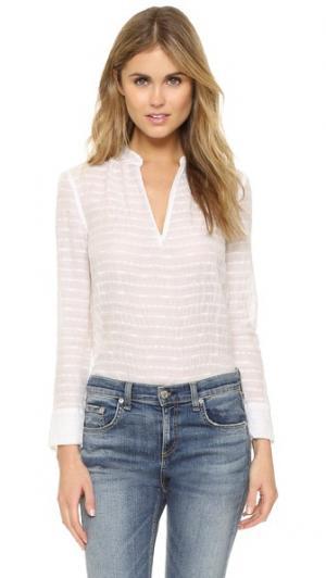 Рубашка Dune AYR. Цвет: белый